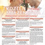 Tydzień małżeństwa - program rozszerzony